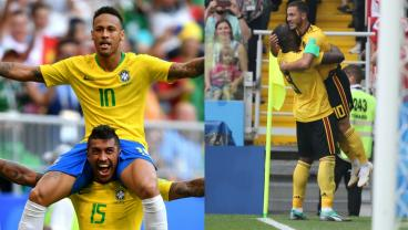 Brazil vs Belgium Prediction World Cup 2018: Team News And Preview