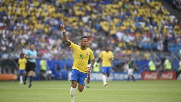 The Envy-Inducing Numbers Behind The Brazil Players Salaries