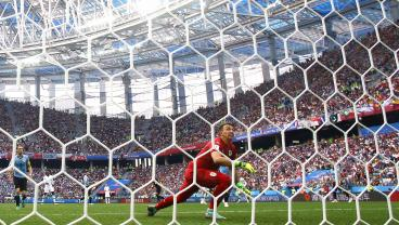 This Muslera Mistake Was So Bad Griezmann Didn't Even Celebrate His Goal