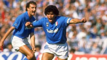 Napoli's New Home Kit Must've Been Conceived By A Sauced Diego Maradona