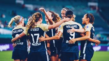 Hallelujah! The NWSL's Best Club Finally Played Against Europe's Best