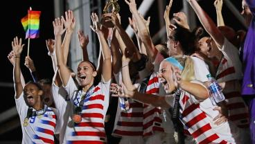 The Staggering Numbers Behind The USWNT's 500 Victories