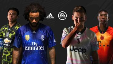 Adidas Drops Line Of Incredible, FIFA-Inspired Fourth Kits For Your Wish List