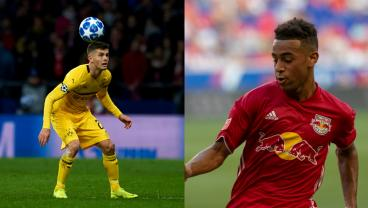 Chelsea Makes Official Transfer Bid For Pulisic; Tyler Adams Joins RB Leipzig
