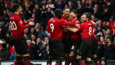 Manchester United Played Attacking Football And It Was Glorious