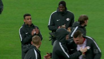 Tyler Adams Impresses In RB Leipzig Debut, Goes Full 90 In 4-0 Win