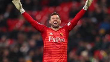 Troy Deeney Says Ben Foster Is The Footballer We All Want To Be