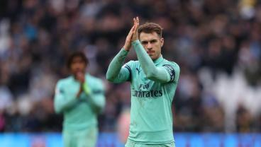 Aaron Ramsey To Become Highest Paid British Soccer Player After Confirmed Move To Juventus