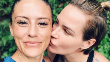 Orlando Pride Teammates Ali Krieger, Ashlyn Harris Are Engaged
