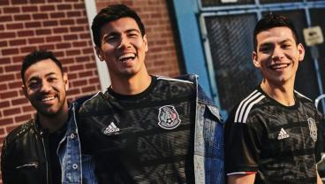 Adidas Unveils New Jerseys For Mexico, Argentina And Colombia