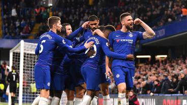 Chelsea Moves Up To Fifth With 3-0 Win Over Brighton