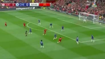Mohamed Salah Fuels Liverpool's Title Charge With A Goal Of The Season Contender