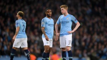 Man City-Tottenham Just Had The Wildest Start Ever To A Champions League Match