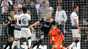 Spurs-Ajax First Leg Will Probably Be More Entertaining Than Barça-Liverpool