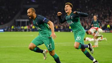 Lucas Moura Just Went Arya Stark On Ajax And We're Still Squealing