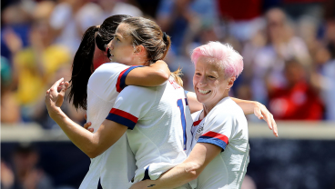 USWNT Completes Perfect Send-Off Series With 3-0 Victory Over Mexico