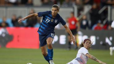 When Does USWNT Play Chile At Women's World Cup? Preview, Prediction, TV, Streaming Info