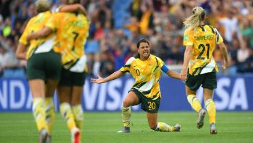 Australia Shows Incredible Guts To Hand Brazil First Group-Stage Loss Since 1995