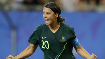After Telling Critics To Suck On It, Sam Kerr Goes Off Again With 4 Goals Against Jamaica