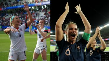Your Ultimate Guide To Friday's Blockbuster Showdown Between The USWNT And France