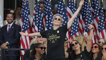 The Best USWNT Swag To Celebrate 2019 Women's World Cup Title