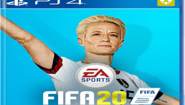 Let's Get Megan Rapinoe On The Cover Of FIFA 20