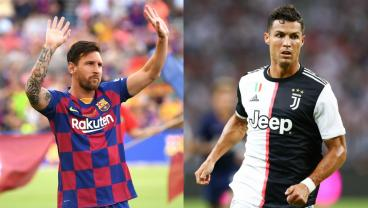It's Back: Champions League Opening Week Features 4 Massive Fixtures