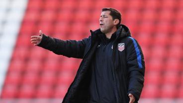 USMNT Suffers Loss As Tab Ramos Leaves To Be Houston Dynamo Head Coach