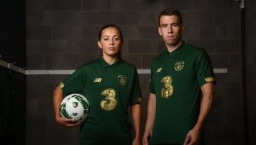 The New Ireland Jersey Is An Early Candidate For Your Christmas List