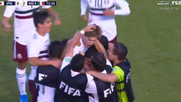 Mexico Advances To U-17 World Cup Quarters And Somehow Manages To Make U.S. Soccer Look Even Worse