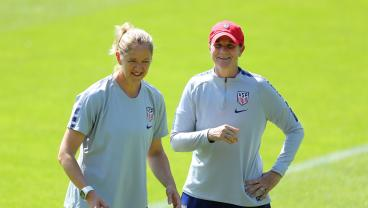 Reports: England Snags Superstar Fitness Coach Dawn Scott From USWNT
