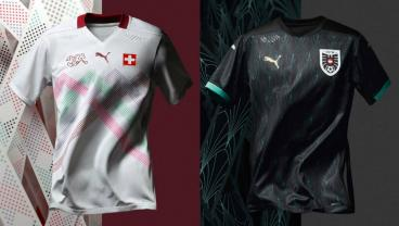 Puma Makes Strong Euro 2020 Play With Incredible Range Of Away Jerseys
