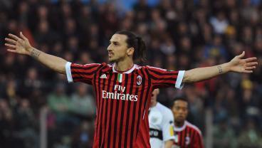AC Milan Confirms Zlatan Ibrahimovic's Return To Serie A