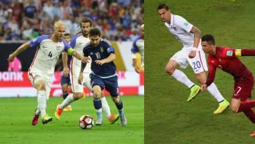 Ronaldo vs. Messi: Who Has Fared Better Against The USMNT?