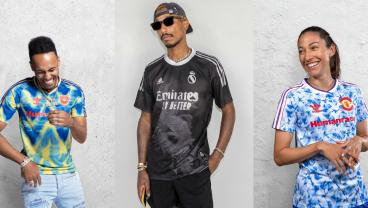 Pharrell Designed Some Adidas Kits And They Are Fucking Gorgeous