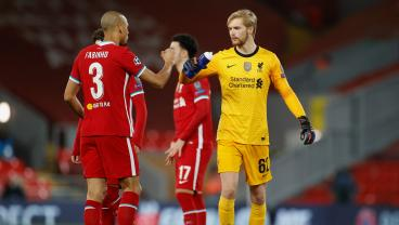 With Alisson Out, Liverpool Gives Champions League Debut To 22-Year-Old Goalkeeper