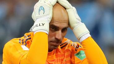 Argentina Exposed As Really Pretty Awful At This Whole Team Sport Thing