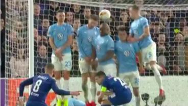 Ross Barkley's Stunner Helps Chelsea Advance In Europa League