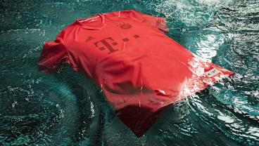 Bayern Munich Play In Jerseys Made Of Literal Garbage