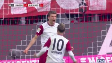 Bayern Munich Celebrates 120th Birthday With Sexy Goals And Kits