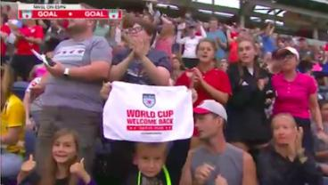 Record Crowd Attends Chicago Red Stars NWSL Match Against NC Courage