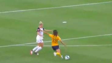 World Cup-Winner Christen Press Scores Another Stunner In NWSL Play