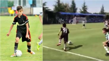 This 12-Year-Old Is On The Fast Track To The Pros With This Goal
