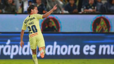 Mexican Phenom Diego Lainez Opens His Club America Account With A Stunning Brace
