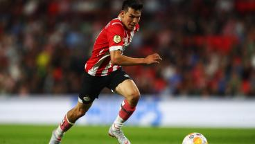 Chucky Lozano's Game-Winner Shows A Player Who's Too Good For His League