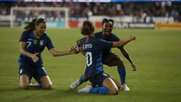 The USWNT World Cup Qualifying Roster Is Here