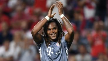 After Personal Hell, The Ovation Given To Renato Sanches By His Boyhood Club Means Everything