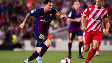 Messi Scores, But Barca Held To Home Draw After Controversial VAR Decision