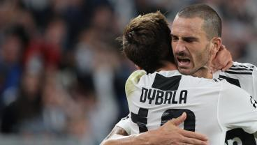 Leonardo Bonucci's Heavenly Assist Shows Exactly Why Juventus Brought Him Back