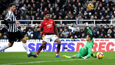 How Good Is Man United? It's Hard To Say, But Marcus Rashford Is Very Good